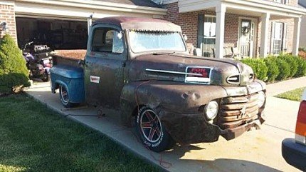 1948 Ford F1 for sale 100845245