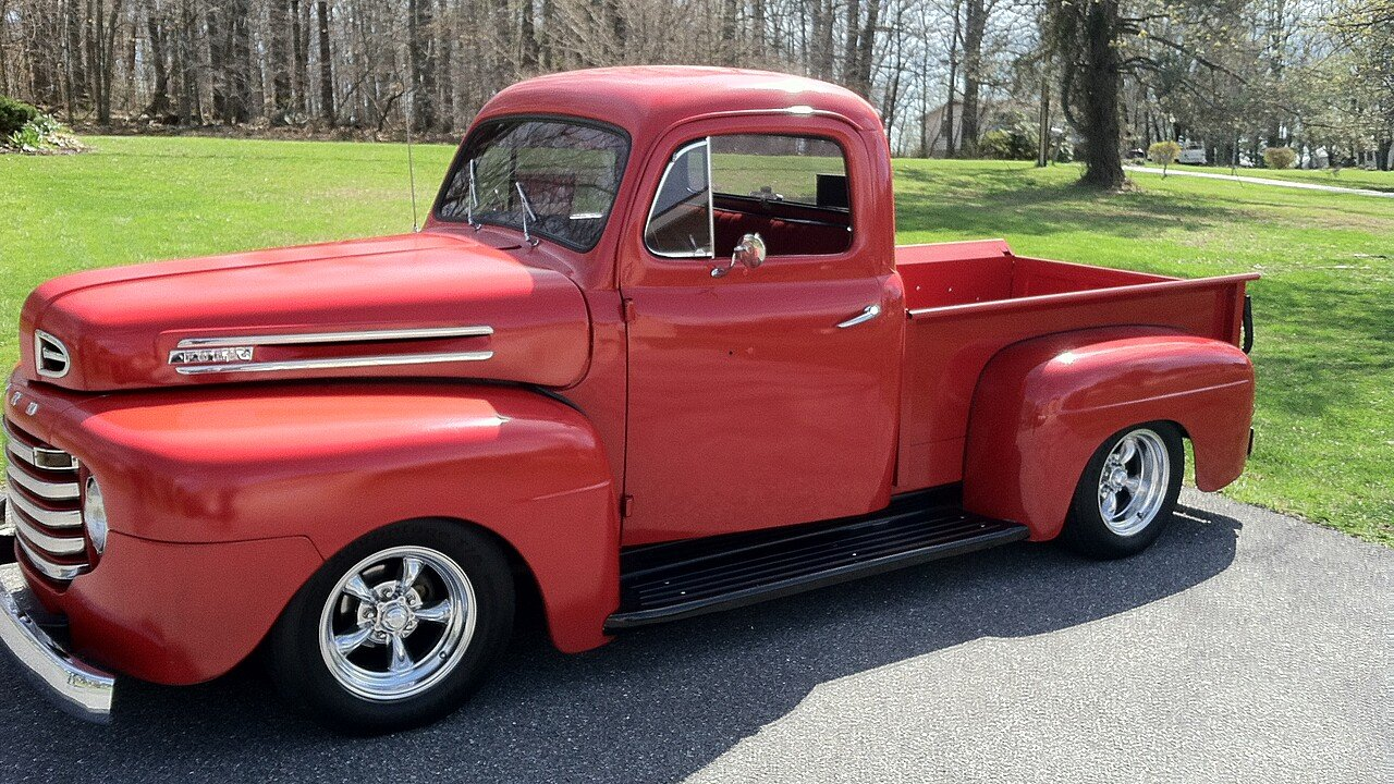 1948 Ford F1 For Sale Near Frederick, Maryland 21701