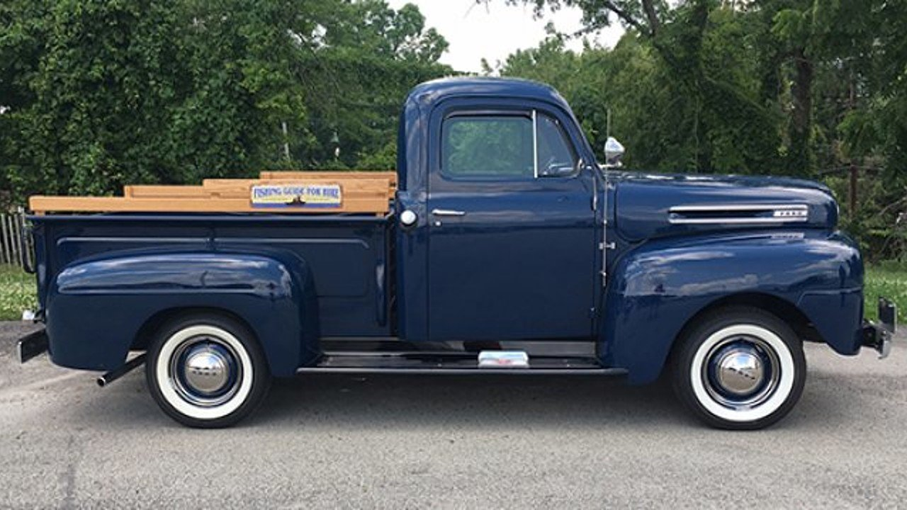1950 ford f100 for sale craigslist - 1948 Ford F1 For Sale 100889746