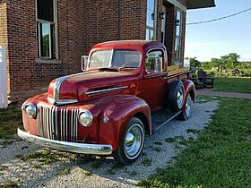 1948 Ford F1 for sale 100979351
