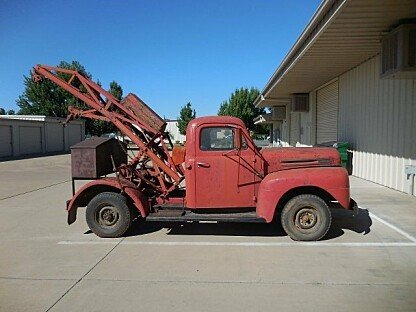 1948 Ford F2 for sale 100775620
