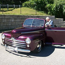 1948 Ford Super Deluxe for sale 100767217