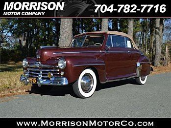 1948 Ford Super Deluxe for sale 100020850
