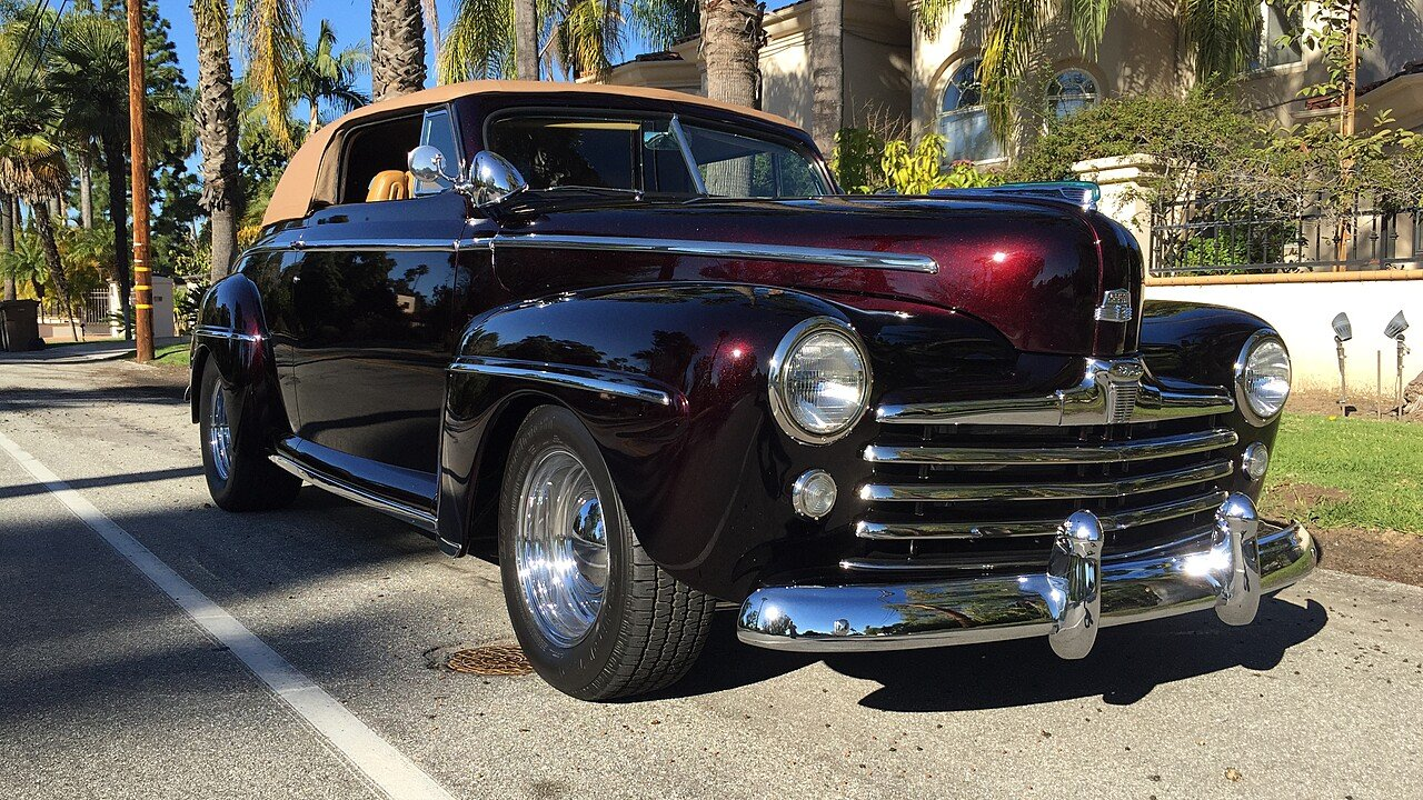 1948 Ford Super Deluxe for sale 100855150