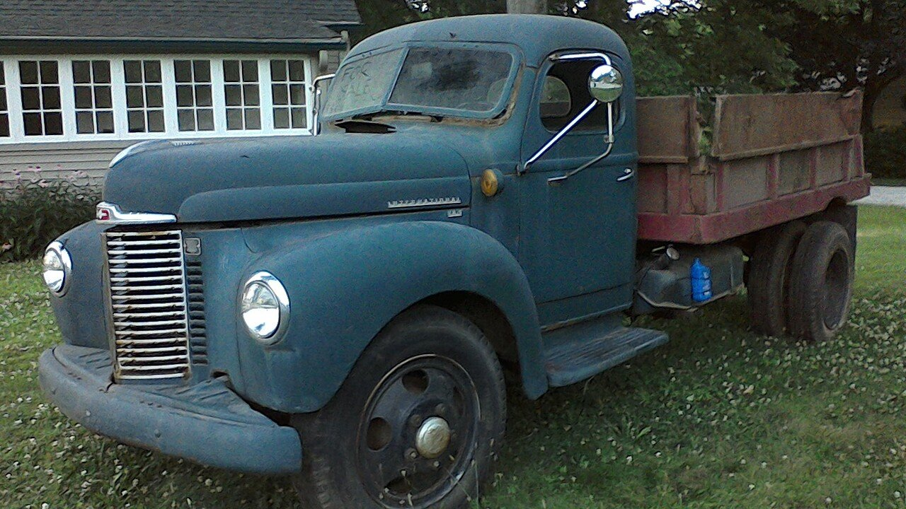 1948 International Harvester KB-5 for sale 100881261