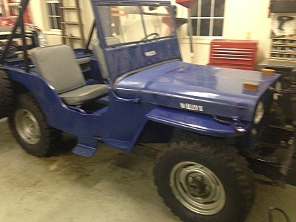 1948 Jeep Other Jeep Models for sale 100843582
