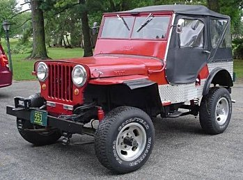 1948 Jeep Other Jeep Models for sale 100823320
