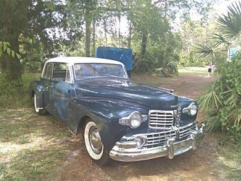 1948 Lincoln Continental for sale 100796122