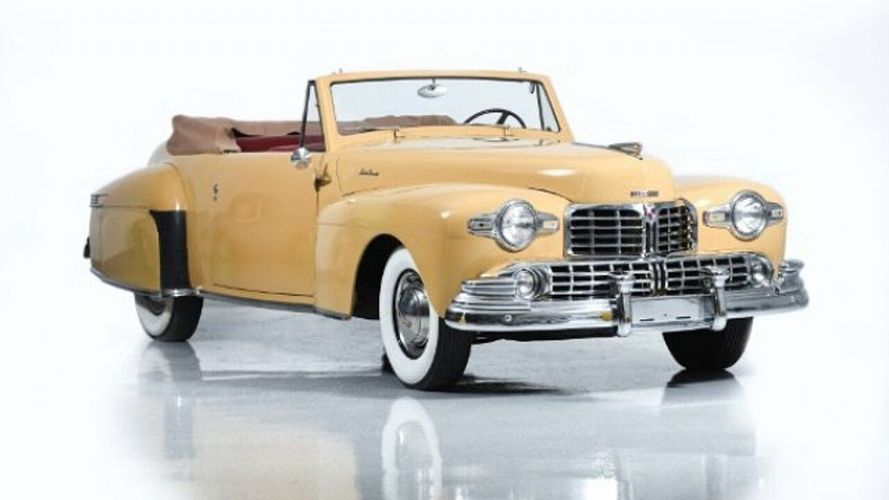 1948 Lincoln Continental for sale 100836346