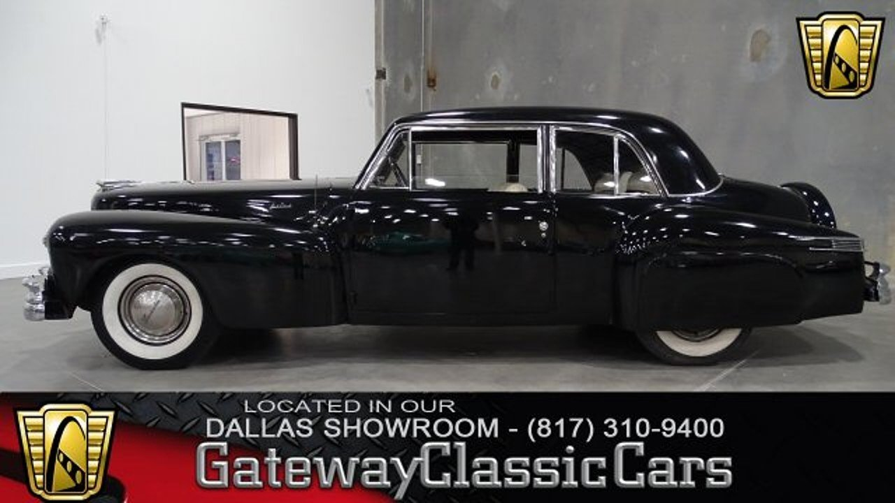 1948 Lincoln Continental for sale near O Fallon, Illinois 62269 ...