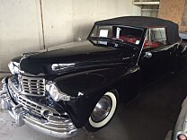 1948 Lincoln Continental for sale 100742734