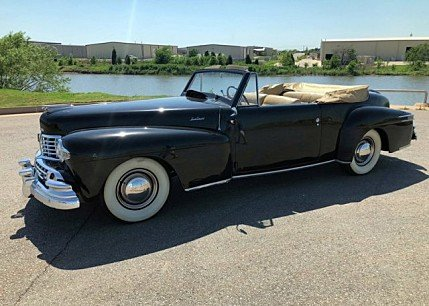 1948 Lincoln Continental for sale 101039265