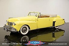1948 Lincoln Continental for sale 101043340