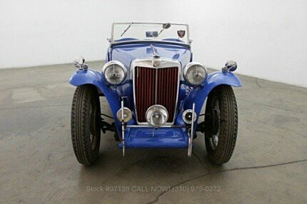 1948 MG TC for sale 100779717