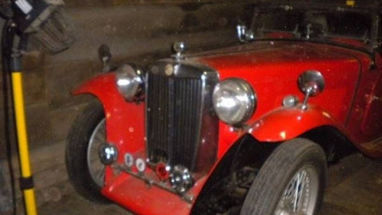 1948 MG TC for sale 100823570