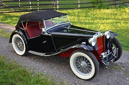 1948 MG TC for sale 100872444