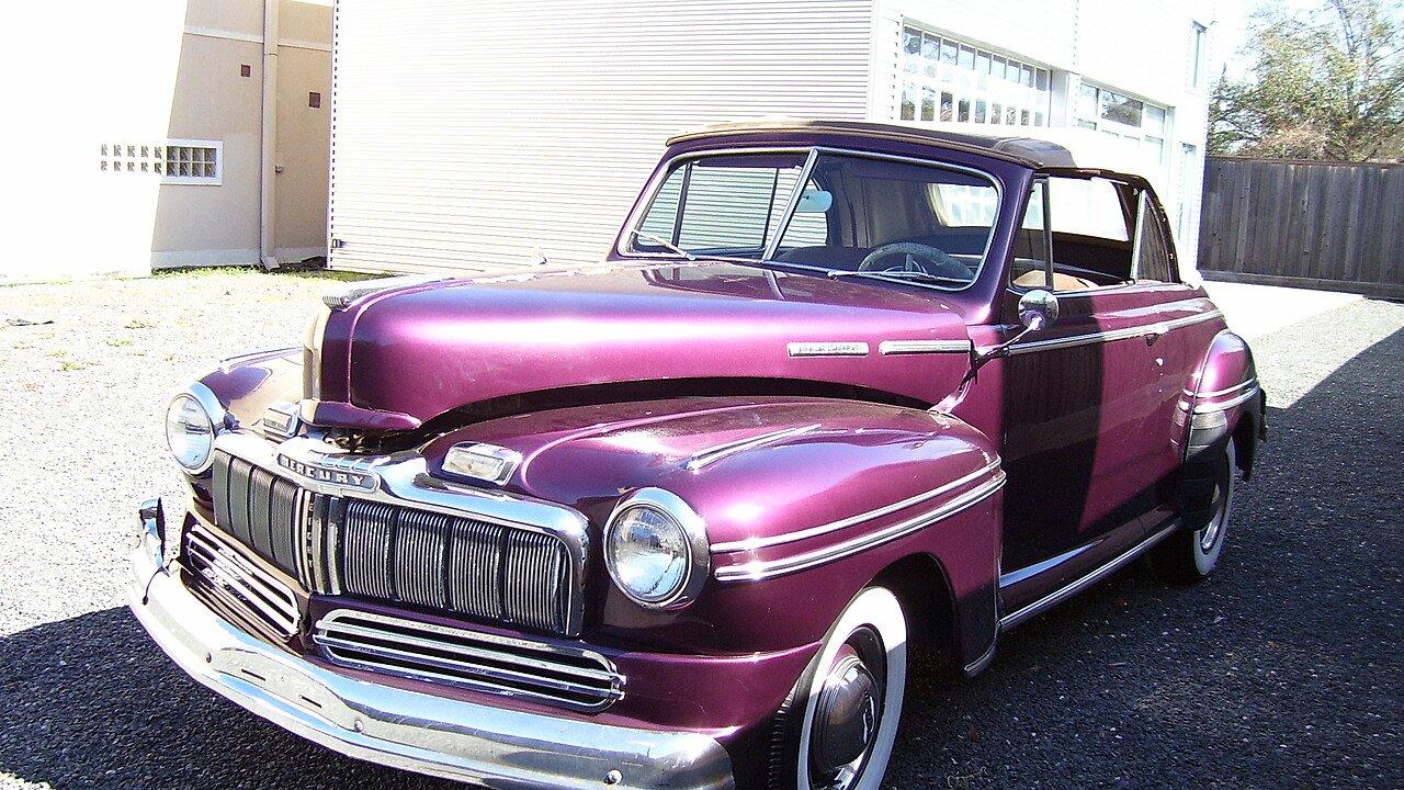 1948 Mercury Series 89M for sale near Houston, Texas 77057 ...