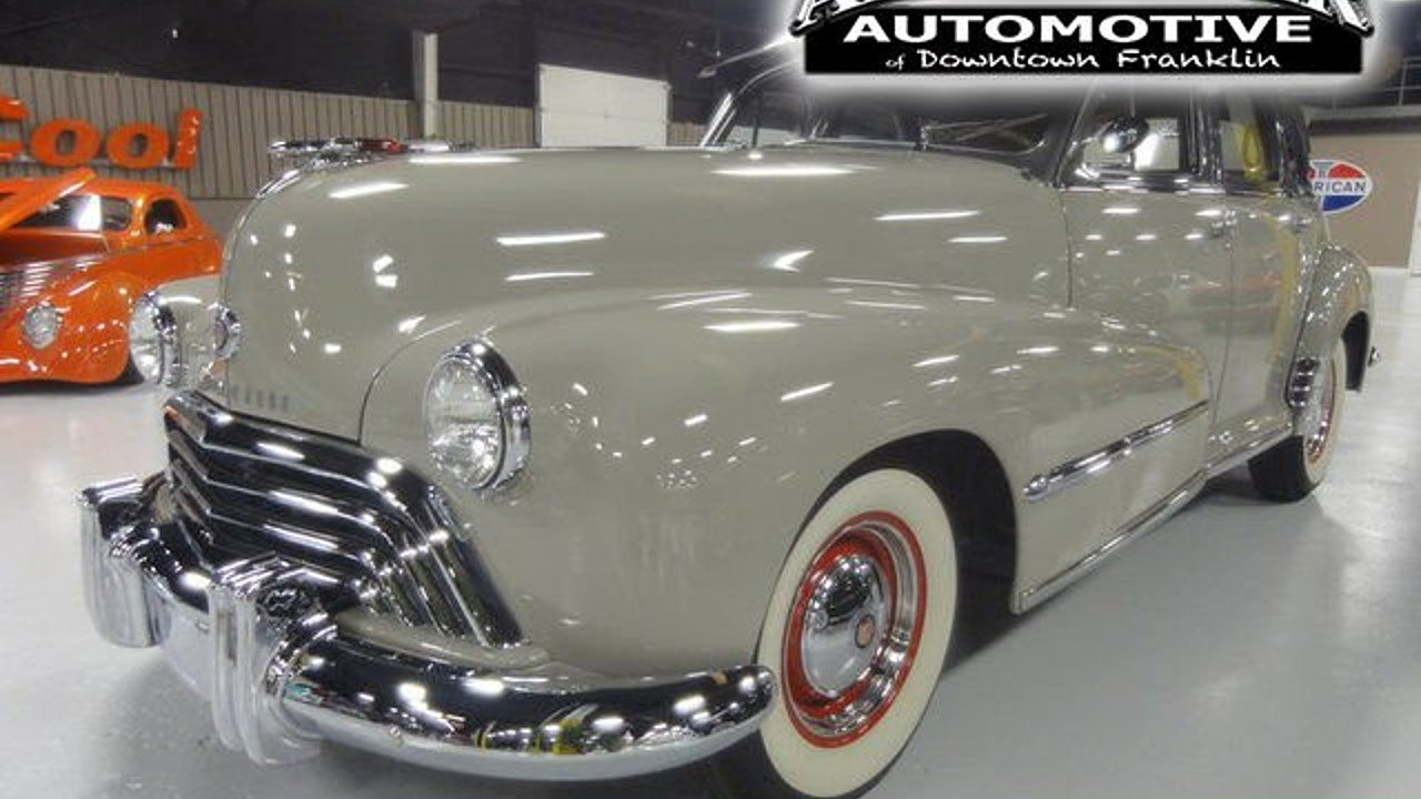 1948 Oldsmobile Dynamic 66 for sale 100982983