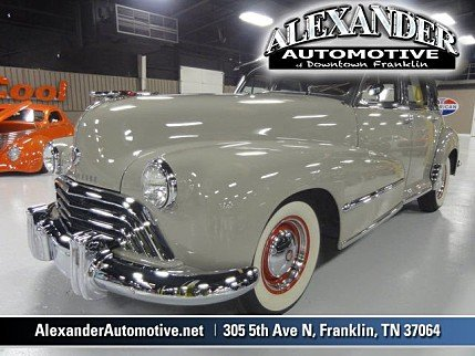 1948 Oldsmobile Dynamic 66 for sale 100864118
