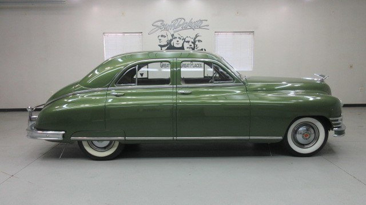 1948 Packard Deluxe for sale 100873614