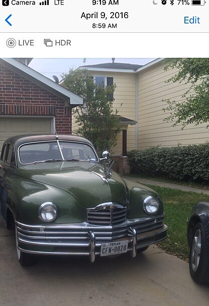 1948 Packard Deluxe for sale 100943914