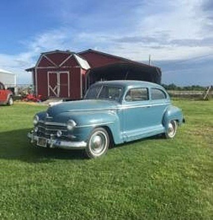 1948 Plymouth Other Plymouth Models for sale 100846169