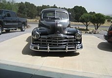 1948 Pontiac Streamliner for sale 100792698