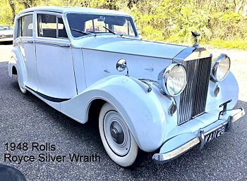 1948 Rolls-Royce Silver Wraith for sale 101019208