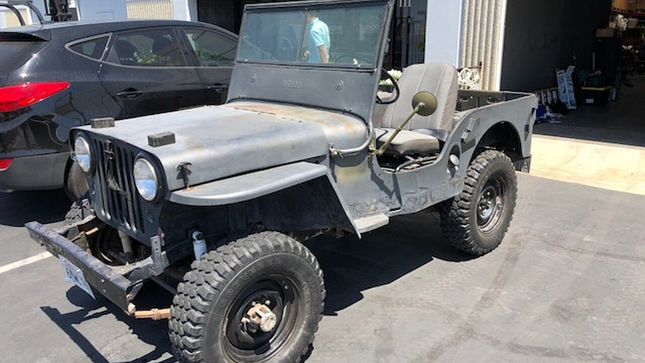 1948 Willys CJ-2A for sale 100999582