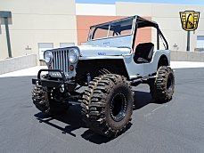 1948 Willys CJ-2A for sale 100991700