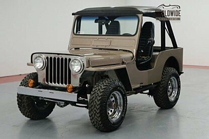 1948 Willys CJ-2A for sale 101044432