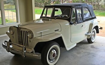 1948 Willys Jeepster for sale 100746987