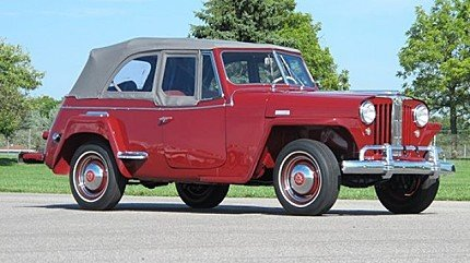 1948 Willys Jeepster for sale 100795540
