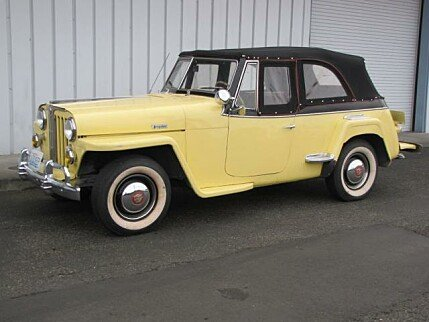 1948 Willys Jeepster for sale 100839611