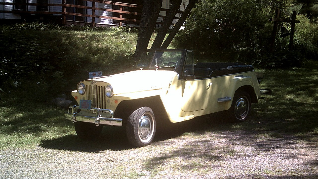 1948 Willys Jeepster for sale 101005785