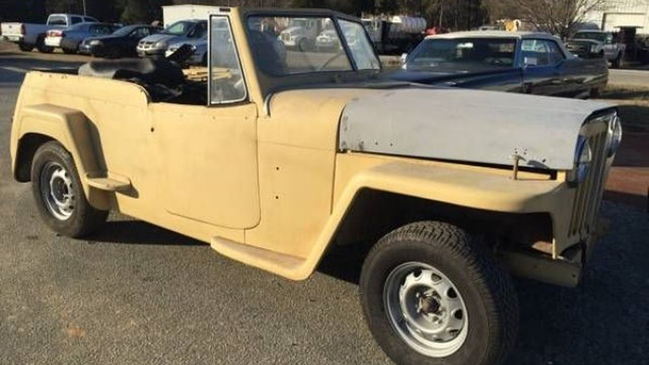 1948 Willys Jeepster for sale 100842004