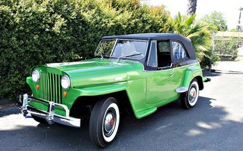 1948 Willys Jeepster for sale 100875637