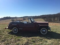 1948 Willys Jeepster for sale 100990594