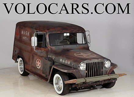 1948 Willys Other Willys Models for sale 100770422