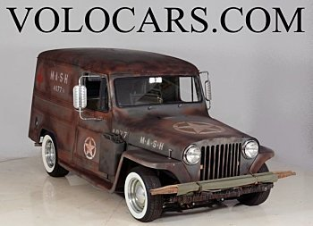 1948 Willys Other Willys Models for sale 100841855