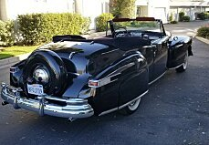 1948 lincoln Continental for sale 101037410