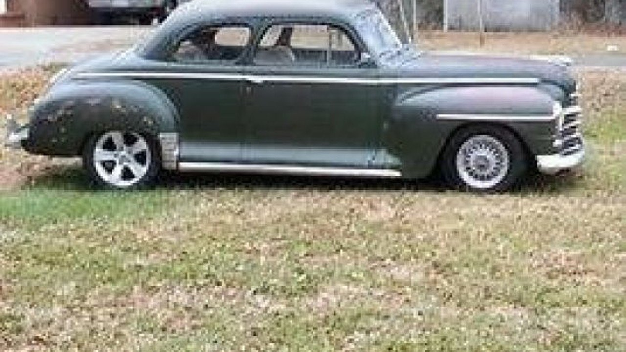 1948 plymouth Deluxe for sale 100823394