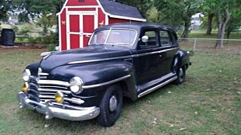 1948 plymouth Special Deluxe for sale 100830396