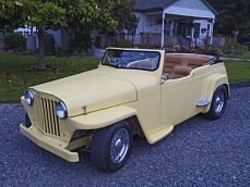 1948 willys Jeepster for sale 100883759