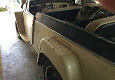 1948 willys Jeepster for sale 100962785