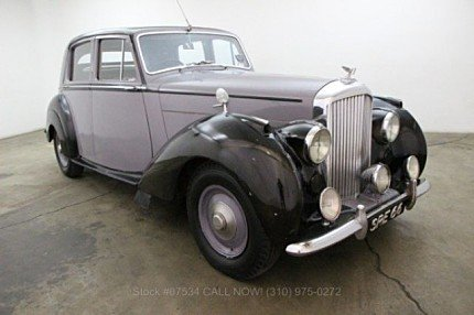 1949 Bentley Mark VI for sale 100812229