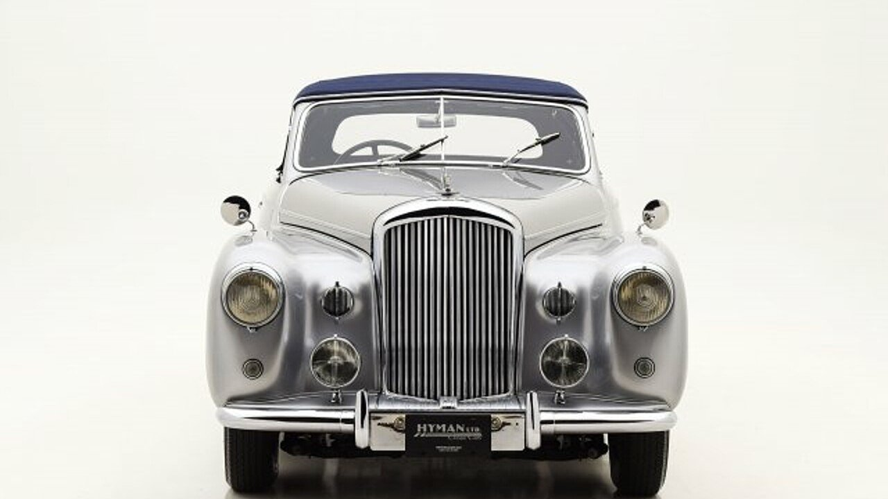 1949 Bentley Mark VI for sale near Saint Louis, Missouri 63146 ...