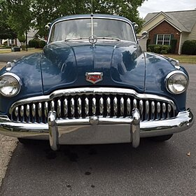1949 Buick Roadmaster for sale 100840273
