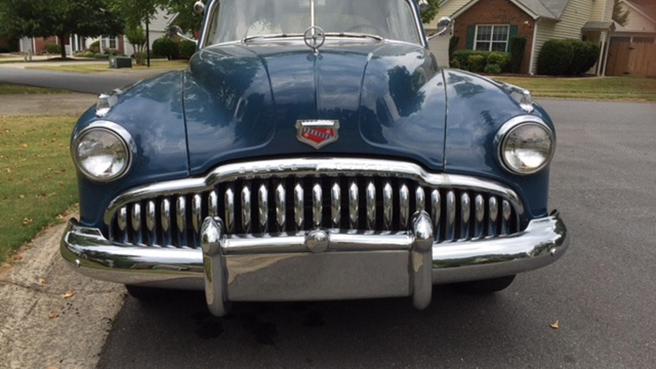 1949 Buick Roadmaster Sedan for sale 100840273