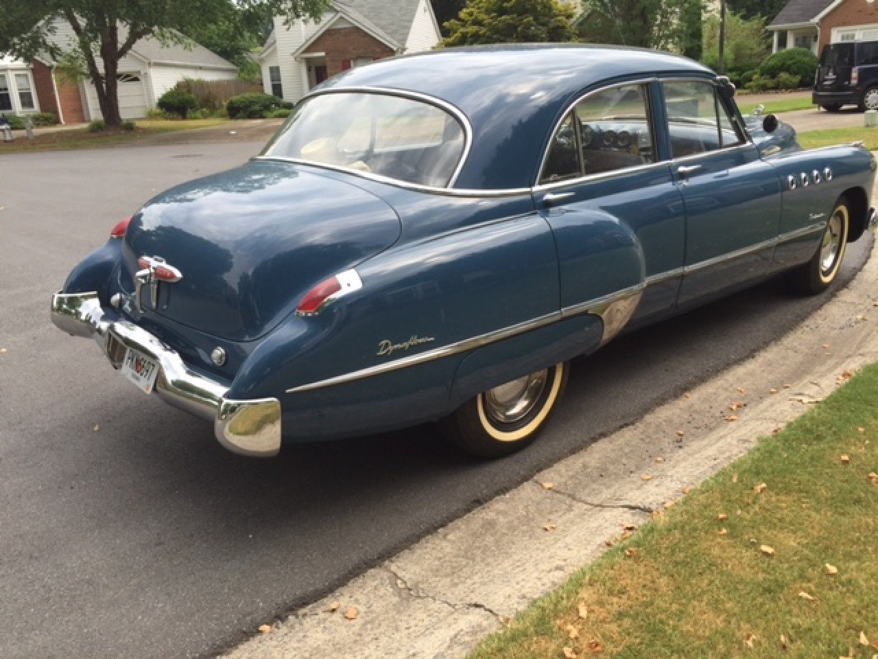 1949 Buick Roadmaster Sedan For Sale Near Woodstock